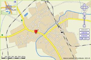 Dostat úplnou mapu Antik Starožitnosti - Hulín
